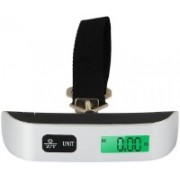 iGADG IGT-PWS1 Weighing Scale(Black & Silver)