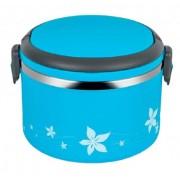 Hermetický Thermo Lunch Box dvouplášťový 1 litr Eldom TM 100 Blue