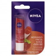Protetor Labial Nivea Lip Care Morango 4,8g