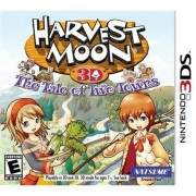 Harvest Moon The Tale Of Two Towns - 3Ds - Unissex
