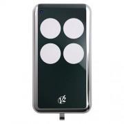 V2 ELECTRONICA MATCH NOIR - Télécommande 4 canaux V2 Electronica - V2 ELECTRONICA