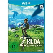 The Legend of Zelda Breath of the Wild, Wii U Basic Wii U Tedesca videogioco 2329040