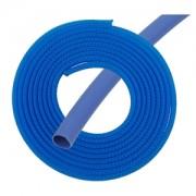 "Kit Phobya pentru sleeving cabluri 6mm (1/8"") 2m incl. Heatshrink 30cm - UV Blue"