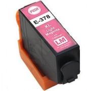 """Tinteiro Epson Compatível 378 XL - T3796 / T3786 Magenta Claro"""