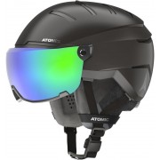 Atomic Savor GT Amid Visor HD Plus Black M 20/21