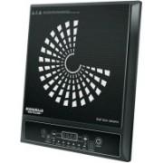 Maharaja Whiteline IC-108 Induction Cooktop(Black, Push Button)