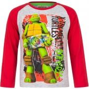 Ninja Turtles Kindershirt Ninja Turtles Michelangelo grijs