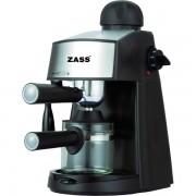 Espressor automat Zass ZEM06, 800W, 3.5 bari, negru