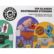 Urban Media 150 Classic Skateboard Stickers