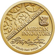 1 dolar 2018 - American Innovation $1 Coin (D)