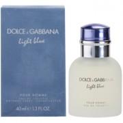 Dolce & Gabbana Light Blue Pour Homme Eau de Toilette para homens 40 ml