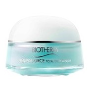 Aquasource total eye revitalizer contorno de olhos anti-papos e olheiras 15ml - Biotherm