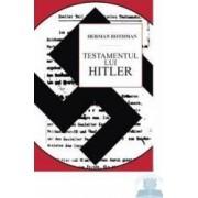 Testamentul lui Hitler - Herman Rothman