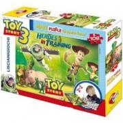 Двулицев макси пъзел - Играта на играчките, LISCIANI GIOCHI, 8008324031795