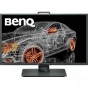 BenQ LCD monitor BenQ PD3200Q, 81.3 cm (32 palec),2560 x 1440 px 4 ms, VA LED DisplayPort, HDMI™, DVI, USB 3.0, na sluchátka (jack 3,5 mm)