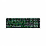 KBD, Cooler Master MasterKeys Pro L GeForce GTX Edition, Gaming, Red switch (MKPLGTX-RED)