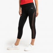 Puma Leggings de corrida fitness 3/4Preto- S