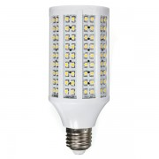 E27 17W LED Lamp in het Warm Wit & Wit