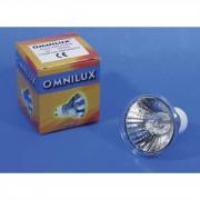Omnilux - GU-10 230V/50W 25° 1500h Halogen Lamp