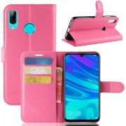 Huawei P30 Lite Hoesje - Book Case - Roze