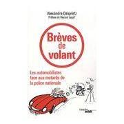 Brèves de volant - Alexandre Despretz - Livre