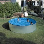 Pontaqua Gre VELENCE kombi medence szett 450x90cm létrával, vízforgatóval FFA 102