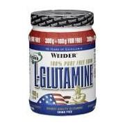 WEIDER - L-GLUTAMINE 400gr