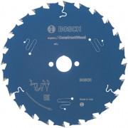 Bosch 2608644139 Expert for Construct Wood Sågklinga 24T