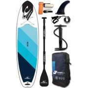 O'Neill Surfboards O'Neill Santa Fade 10'2 2019 SUP aufblasbar (Weiß)