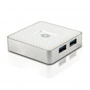 Conceptronic Hubbies Hub 3x USB 3.0 Branco