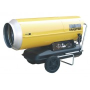 Generator aer cald pe motorina MASTER B360, 111kW