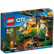 Lego City: Jungle Cargo Helicopter (60158)