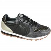 Pantofi sport femei Pepe Jeans Verona PLS30537-999