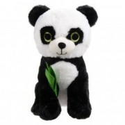 Plus tip Ty urs panda ochi cu sclipici