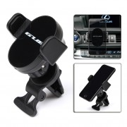 GUB C20 Touch Sensing Car Air Vent Mount Phone Holder for iPhone Samsung Huawei, Width: 58-85mm