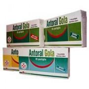 Recordati Spa Antoral Gola Gola 5 Mg 20 Pastiglie Senza Zucchero