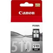 Canon PG 510 BKwith chip, svart bläckpatron, Original, 9ml