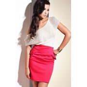 Isalo spódnica SP10 (czerwony)