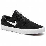 Обувки NIKE - Sb Zoom Janoski Rm AQ7475 001 Black/White/Thunder Grey