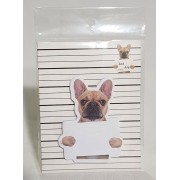 Postite Decorado Bad Dog - Modelo B