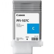 Canon PFI-107 Cyan Ink Cartridge