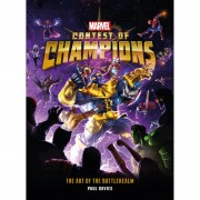Titan Marvel Contest of Champions: The Art of the Battlerealm (tapa dura)