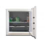 SEIF METALIC CU CHEIE 550, 536x315x550 mm (LxlxH), ECO+