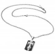 Pánský náhrdelník Police SPIRIT PJ25706PSB/01