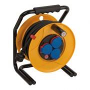 Brennenstuhl Enrouleur de câble industrie/chantiers Brobusta IP44 25m H07RN-F 3G1,5