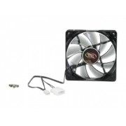 "Cooler DEEPCOOL PC 120x120x25 mm, 4 blue LED, Hydro Bearing, ""WIND BLADE 120"""