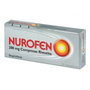 Reckitt Benckiser H.(It.) Spa Nurofen 200 Mg Compresse Rivestite 12 Compresse