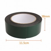 Generic 5M Strong Waterproof Adhesive Double Sided Foam Tape Car Trim Plate Width 38Mm