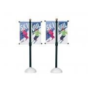 Lemax Street Pole Banner