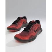 Nike Running - Flex run 2018 - Röda träningsskor aa7397-008 - Röd